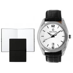 Set CEAS ELECTION CLASSIC – SILVER & BLACK si Note Pad Black HUGO BOSS