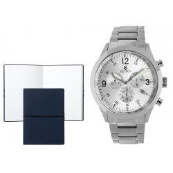 Set CEAS ELECTION SPORT MASTER – IRON si Note Pad Blue HUGO BOSS