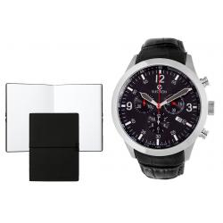 Set CEAS ELECTION SPORT MASTER – BLACK si Note Pad Black HUGO BOSS0