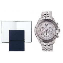 Set CEAS ELECTION TURBO SPORT – SILVER si Note Pad Blue HUGO BOSS0