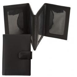 Set Black Gentleman Portcard Ungaro si Cravata matase1