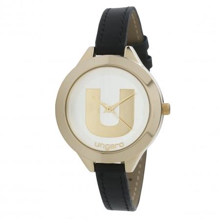Ceas Ungaro - Watch Confetti Black & Esarfa Casmir Borealy2