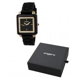Elegant Time Gift Set Ceas Preziosa Ungaro si Cutie 3 Ceasuri - personalizabil4