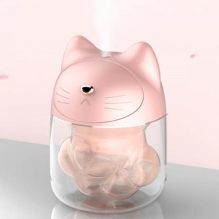 Umidificator Pink Cat + ventilator si lampa detasabila [3]
