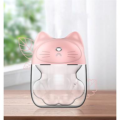Umidificator Pink Cat + ventilator si lampa detasabila [4]
