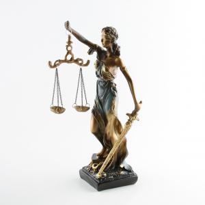 Statueta Zeita Justitiei 48 cm4