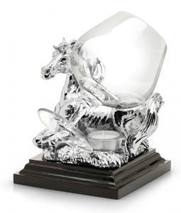 Încălzitor Cognac Silver Horse by Chinelli