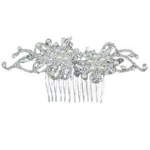 Agrafa Borealy Natural Pearls Bouquet0