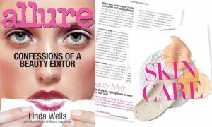Cartea Allure: Confesiunile unui editor de reviste de infrumusetare de Linda Wells2