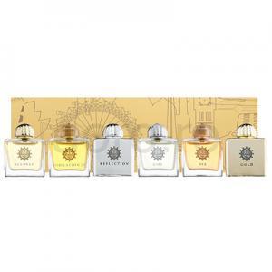 Set Amouage 6 Parfumuri Classic Women Miniatures si Esarfa Cacharel1