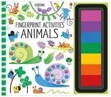 Animals Fingerprint Activities