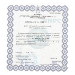 Inel Aquamarine Borealy Marimea 5,54