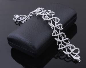 Victoria Diamonds Colier si Bratara4