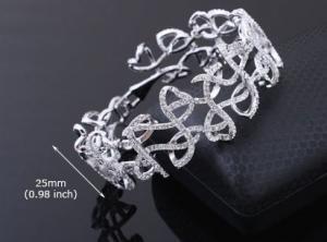 Victoria Diamonds Colier si Bratara5