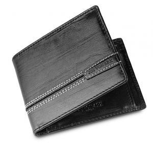 Black Leather Accessories Set for Men by Jos von Arx3