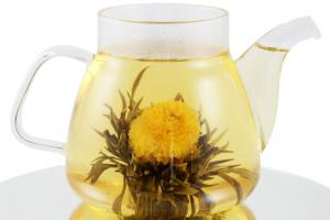 Blooming Flower Tea Box1