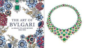 "Cartea ""The Art of Bulgari: La Dolce Vita and Beyond, 1950 - 1990"" de Amanda Triossi4"