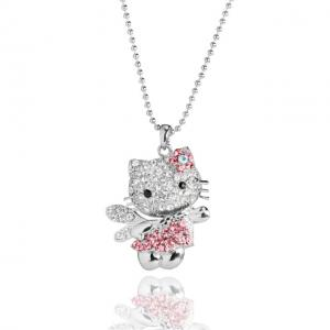 Medalion Borealy Hello Kitty Angel0