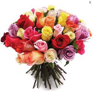 Buchet 49 trandafiri cu vaza2