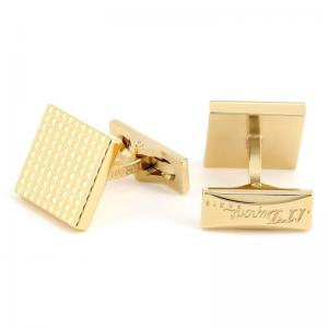 Set Butoni S.T. Dupont Diamond Head Square Yellow Gold si Note pad Burgundy Hugo Boss2