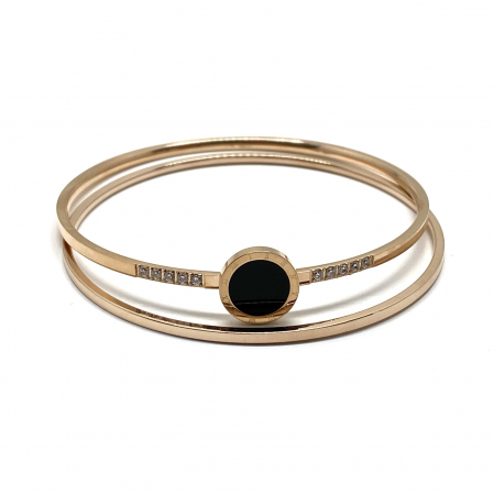 Set Brăţari Luxury Black0