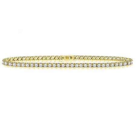 Brăţară Diamonds Tennis Classic Gold [0]