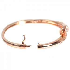 Brăţară Borealy Diamonds Bangle Maroc Pink2