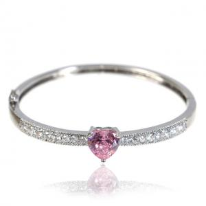 Brăţară Borealy Bangle Pink Love0