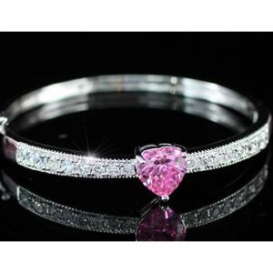 Brăţară Borealy Bangle Pink Love4