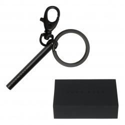 Set Branded Breloc Essential Matte Hugo Boss Desk si Portofel Pierre Cardin Piele Naturala3