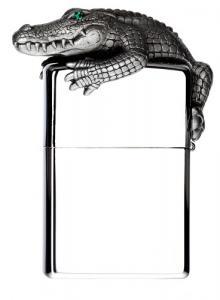 Brichetă Zippo Krokodil1