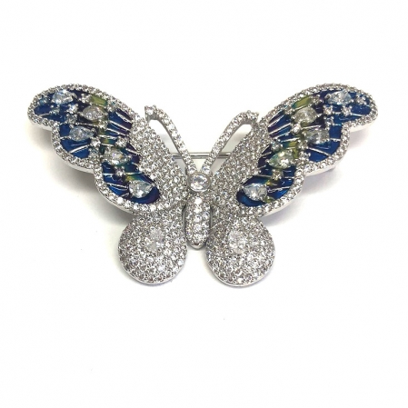 Broşă Colours Butterfly0
