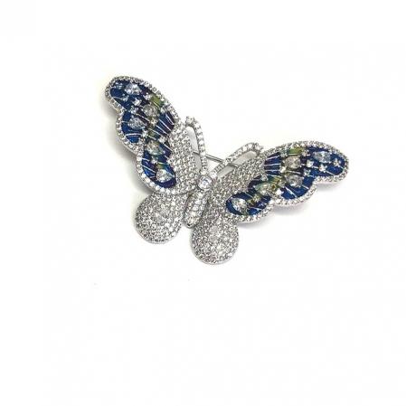 Broşă Colours Butterfly1