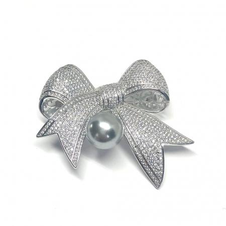 Brosa Fundita White Pearl [0]