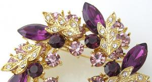 Brosa Donna Purple1