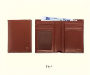 Brown Wallet by Aurora0