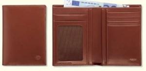 Brown Wallet by Aurora1