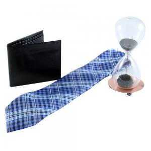 Businessman Accesories & Hourglass0