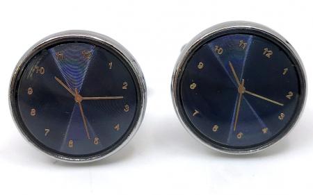Butoni Azure Clock by Borealy1