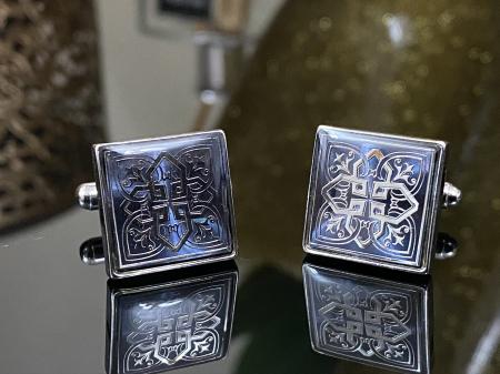 Butoni Silver Celtic Knot Cross3