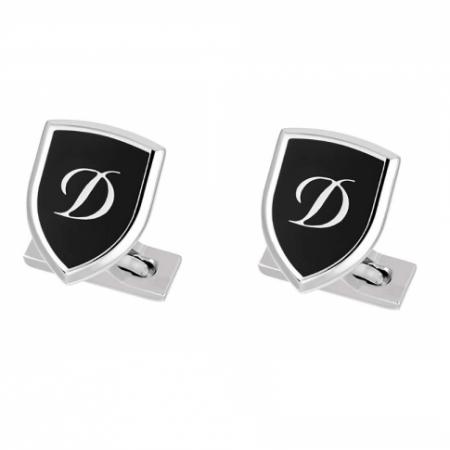 Butoni S.T. Dupont Logo D Black Lacquer [0]
