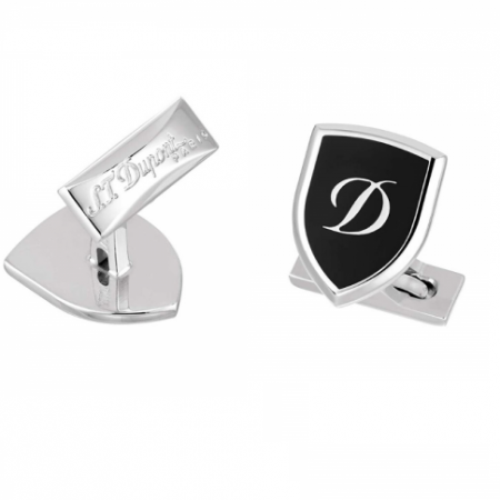 Butoni S.T. Dupont Logo D Black Lacquer [1]