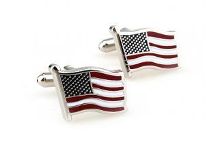 Butoni American Flag0