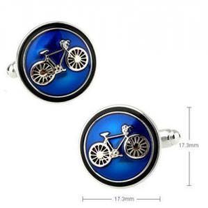 Butoni Borealy Blue Bicycle