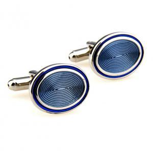 Butoni Borealy Blue Oval0