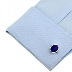 Butoni Borealy Oval Blue Business3