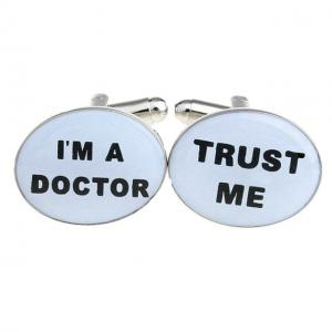 "Butoni Borealy ""Trust me, I'm a doctor""0"