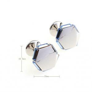 Butoni Borealy Hexagon Blue3