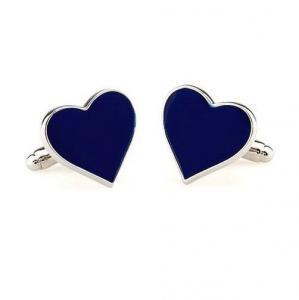 Butoni si Cravata Bluemarine Heart1
