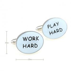 Butoni Borealy WORK HARD PLAY HARD2